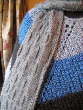 ponchoscarf